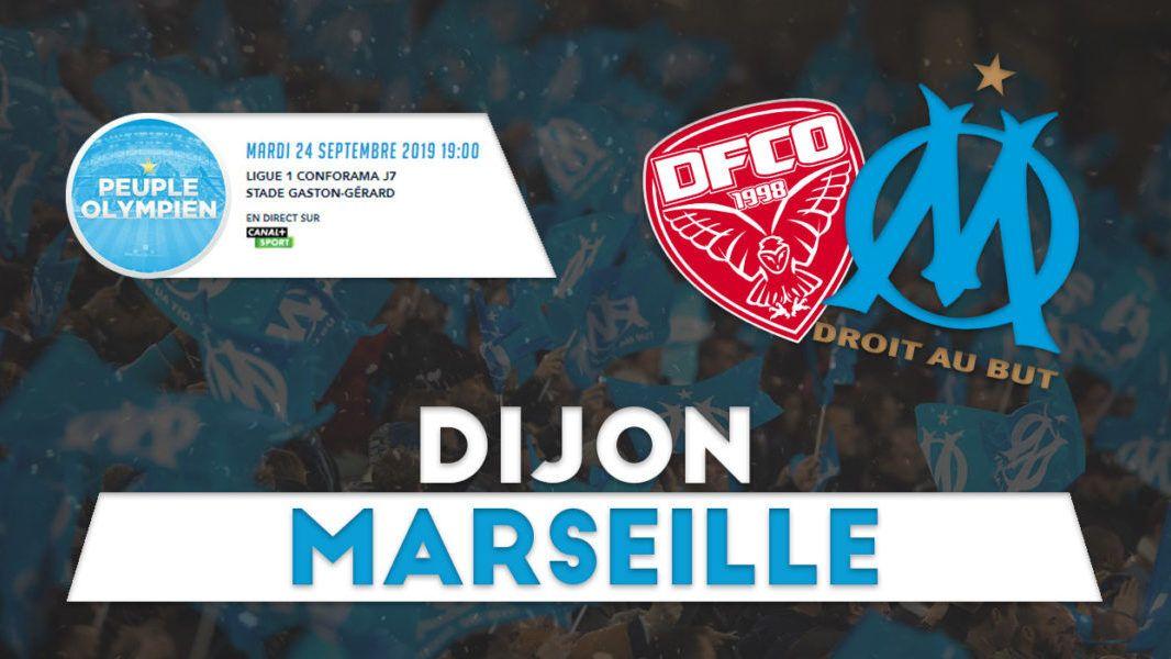 Avant Match Dijon Om Peuple Olympien