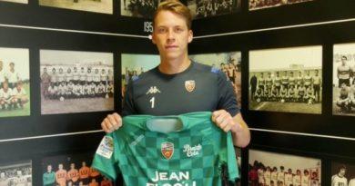 [Officiel] Romain Cagnon signe à Lorient