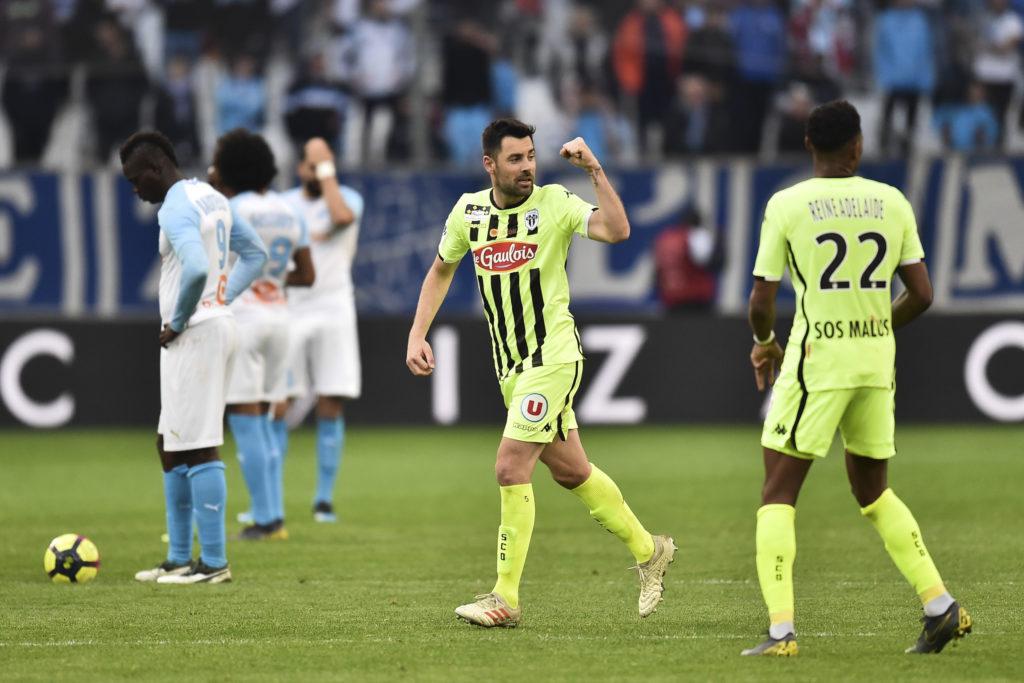 Ligue 1: le groupe de l'Olympique de Marseille pour accueillir Angers